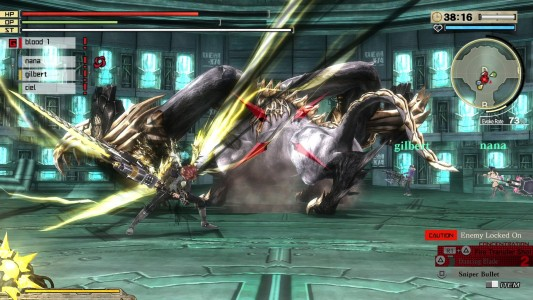 Rage Burst mode God Eater 2 Rage Burst Band of Geeks