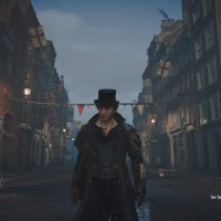 Assassin's Creed Syndicate Jacob se balade dans les rues de Londres