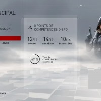 Assassin's Creed® Syndicate Menu