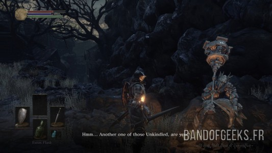 Dark Souls III Eyegon de Carim Band of Geeks