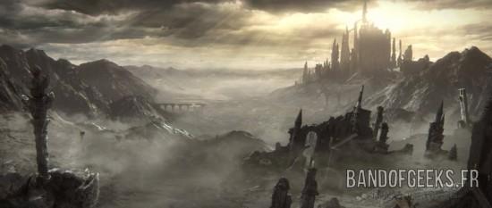 Le Royaume de Lothric.