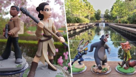 Disney Infinity L'actualité de la semaine Band of Geeks