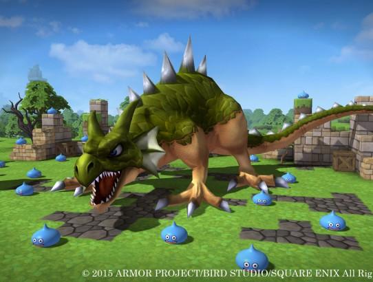 Dragon Quest Builders Actualité de la Semaine Band of Geeks
