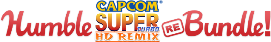 Humble Bundle logo Capcom