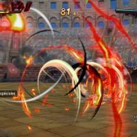 One Piece Burning Blood démo Aokiji et Luffy s'affrontent