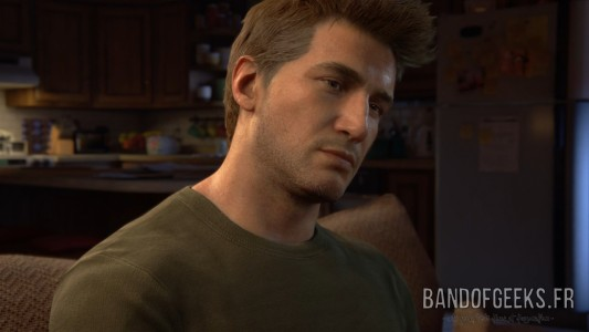 Uncharted 4 Nathan Pensif Band of Geeks