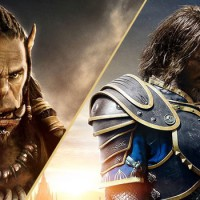 Warcraft - Le commencement Durotan et Lothar prennent la pose
