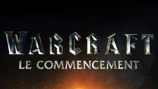 Warcraft Le commencement logo