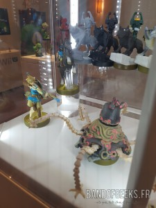 Amiibo Zelda Breath of the Wild Band of Geeks