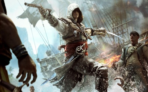 Assassins Creed IV Black Flag Edward Band of Geeks