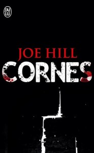 Cornes Joe Hill couverture J'ai Lu