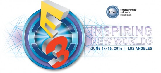 E3 2016 Logo Band of Geeks
