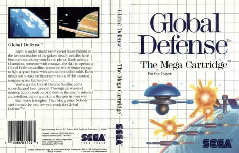 Global Defense Master System
