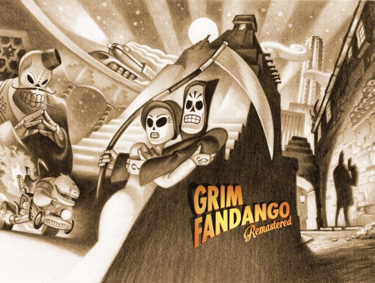 Test Grim Fandango Remastered [PS4]