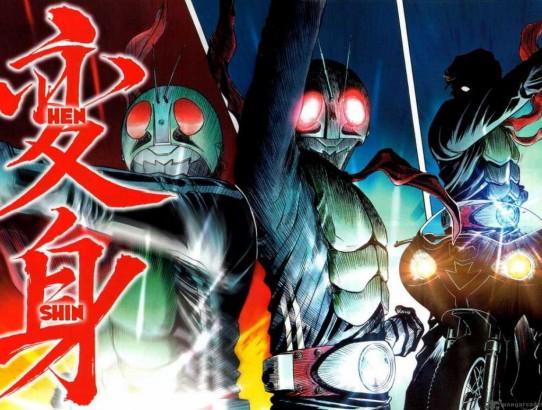 Kamen Rider Spritis, un manga à découvrir absolument !