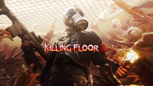 Killing Floor 2 PS4 Cover Band of Geeks