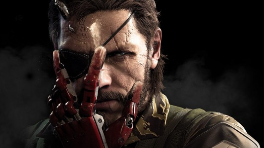 Metal Gear Solid V The Phantom Pain Big Boss Band of Geeks