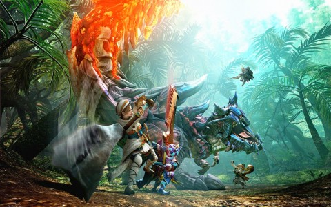 Monster Hunter Generations Nintendo Band of Geeks
