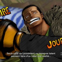 One Piece Burning Blood Crocodile a remporté le match