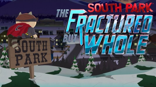 South Park The Fractured but Whole Logo Band of Geeks