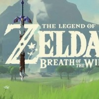 The Legend of Zelda Breath of the Wild Logo Nintendo Band of Geeks