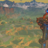 Breath of the Wild Tour qui permet d'examiner la zone