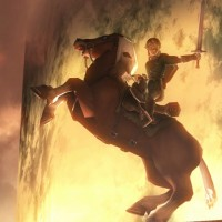 The Legend of Zelda Twilight Princess Epona Link Band of Geeks