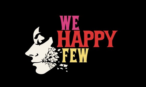 We Happy Few Logo Band of Geeks