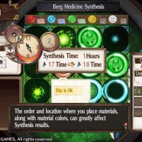 Atelier Sophie : The Alchemist of the Mysterious Book objet créé en alchimie