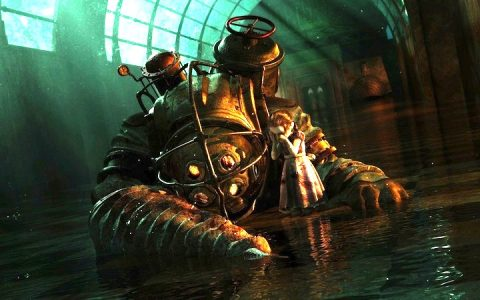 Bioshock Big Daddy Actualité de la semaine Band of Geeks