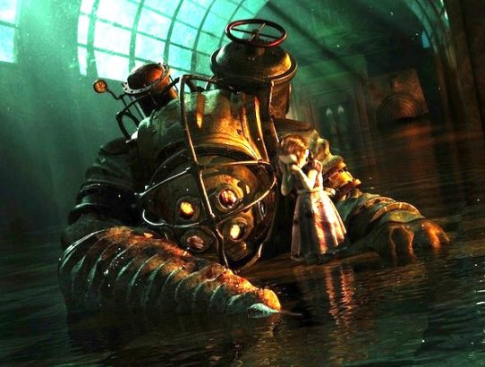 Bioshock Big Daddy Actualité de la semaine Band of Geeks