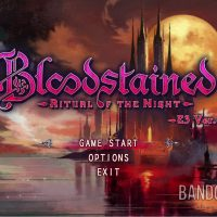 Bloodstained Ecran Titre Demo Band of Geeks