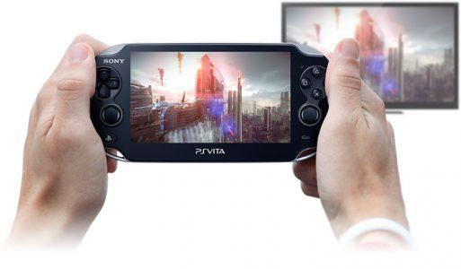 Jouer sur PlayStation Vita à la PlayStation 4