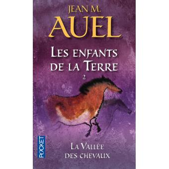 Les Enfants de la Terre - La Vallée des Chevaux couverture française
