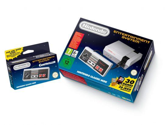 Nintendo Classic Mini Band of Geeks (2)