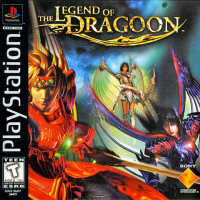 The Legend Of Dragoon jaquette