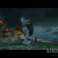 The Legend of Zelda - Twilight Princess HD Link-loup hurle
