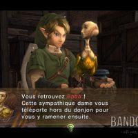 The Legend of Zelda - Twilight Princess HD Link a trouvé Baba