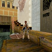 Tomb Raider II PlayStation Lara Croft à Venise