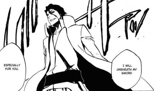 Bleach Aizen Sosuke