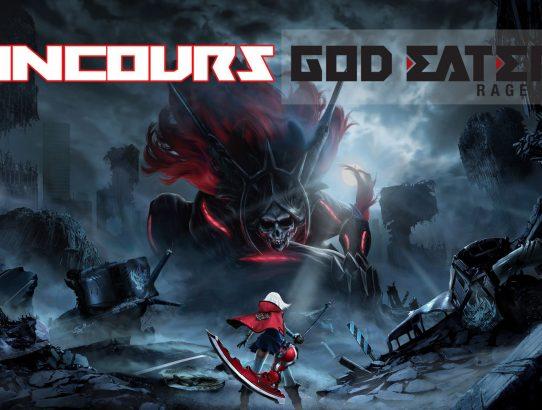 Facebook God Eater 2 Rage Burst Concours Bandai Namco Band of Geeks