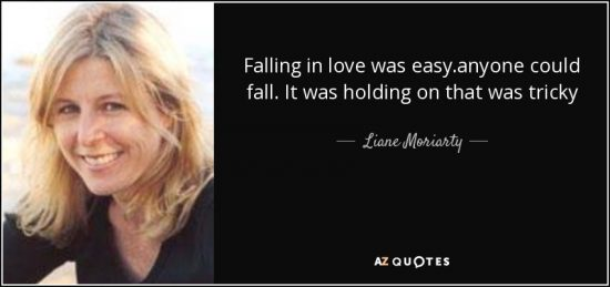 Liane Moriarty photo et citation