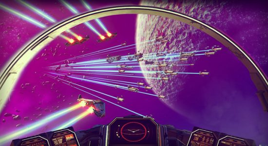 No Man's Sky Bataille Spatiale Multijoueur Band of Geeks