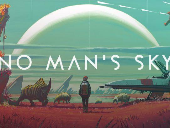 No Man's Sky Logo Band of Geeks