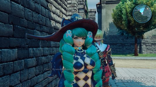 Star Ocean - Integrity and Faithlessness Fiore Brunelli