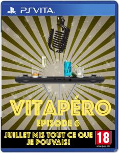 Vitapero Juillet Band of Geeks