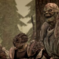 Dragon Age Origins engeances dans une cinématique