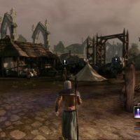 Dragon Age Origins PNJ propose une quête avec un point d'exclamation