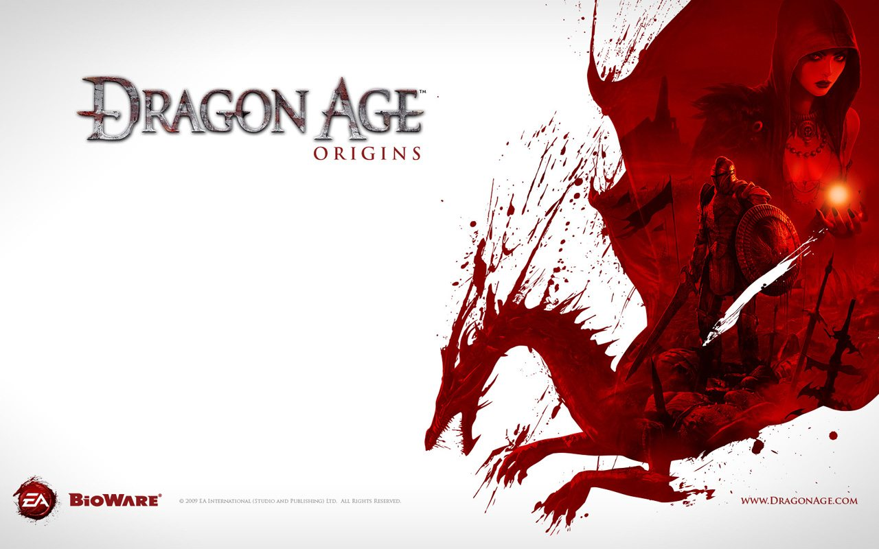 Dragon Age Origins logo du jeu
