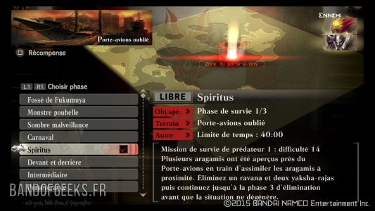 mission-survie-spiritus-guide-trophee-god-eater-resurrection-band-of-geeks